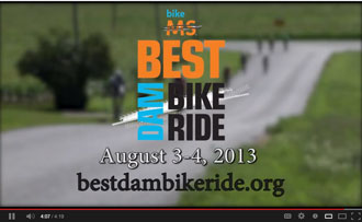 Best Dam Bike Ride Video